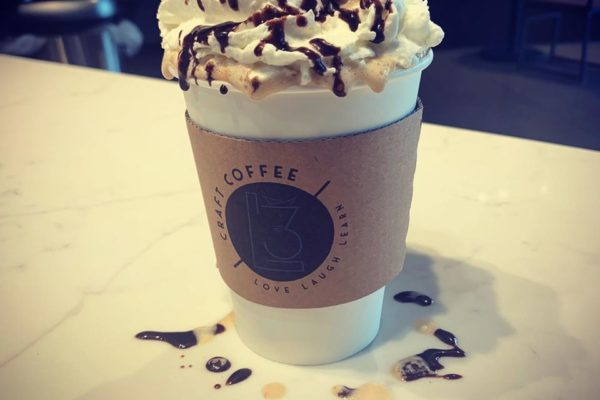 Latte with Whip